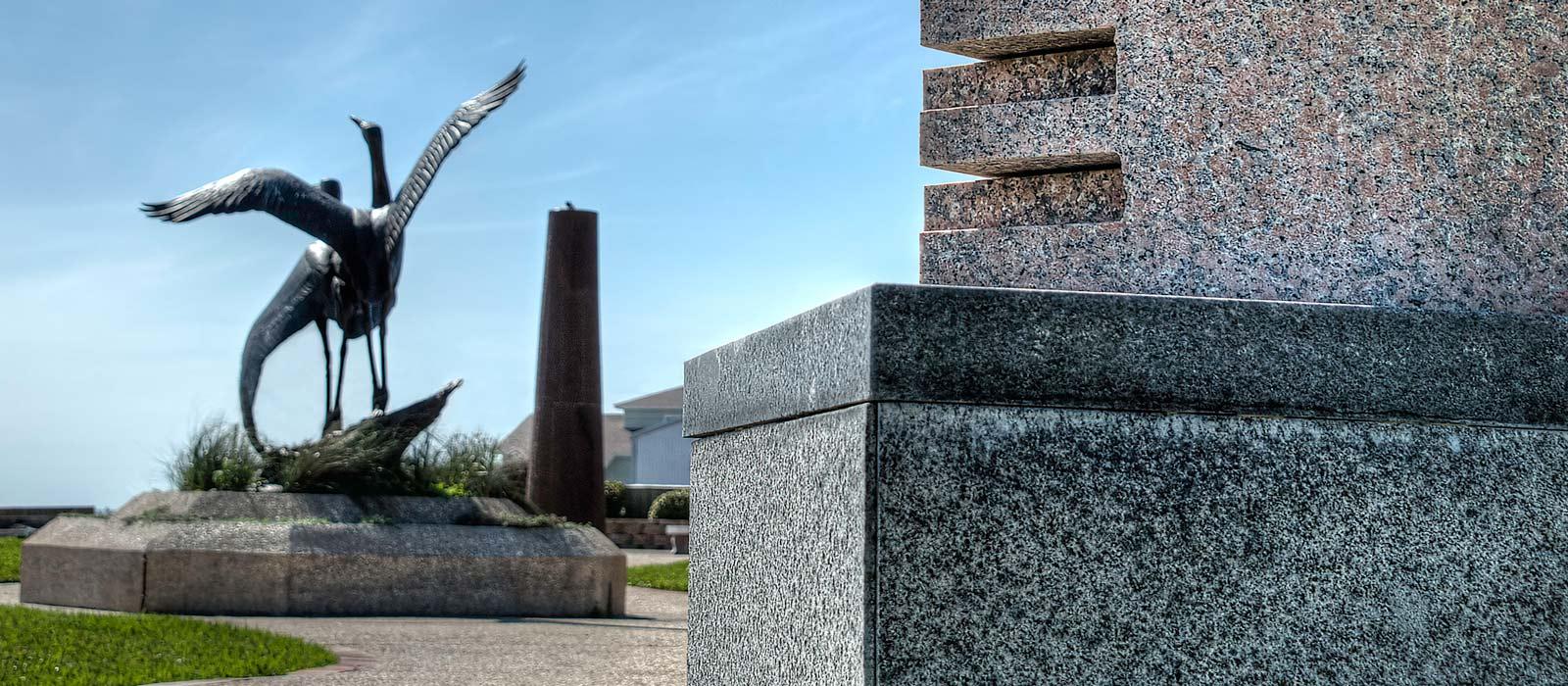 Rockport Art Center Sculpture Garden