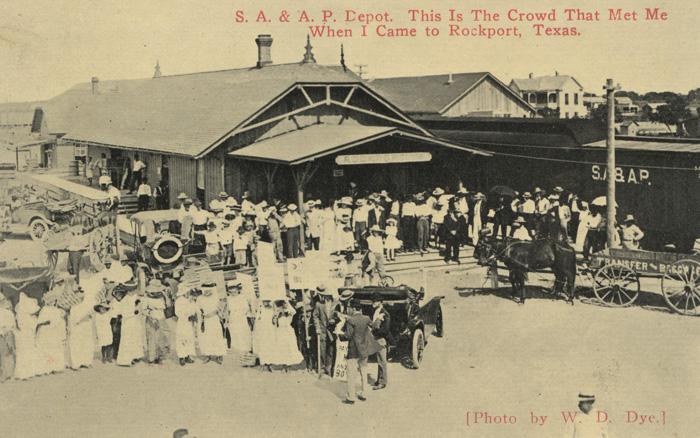 SAAP Depot in 1890